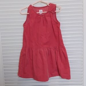 Baby Gap Corduroy Jumper Dress